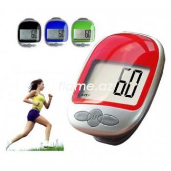 Шагомер, счетчик калорий, измеритель расстояния