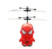 Необычный летающий дрон Человек-паук