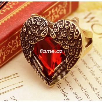 """Кольцо """"Heart wings"""""""
