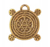 """Qoruyucu amulet """"Pentakl Solomon."""""""