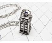 """Винтажная подвеска """"Doctor Who"""""""