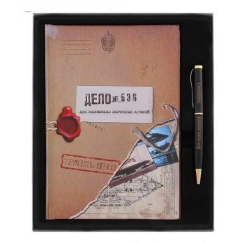 """Набор подарочный """"Дело № 536"""""""
