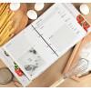 "Кулинарная дизайнерская книга ""Самая вкусная еда"""