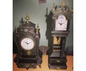 Оригинальные винтажные настольные часы