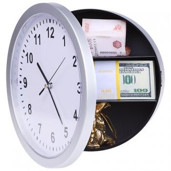 Настенные часы-сейф «Safe Clock»