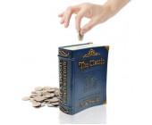 """Копилка в форме книги """"Classic book"""""""