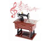 "Музыкальная шкатулка ""Швейная машинка"""