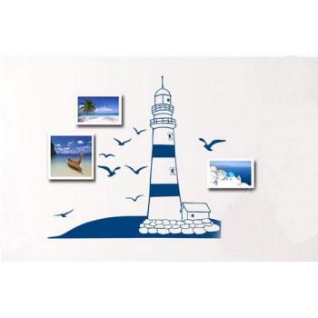 """3D стикер для декора """"Lighthouse"""""""