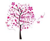 "Стикер виниловый ""Love Tree ""для декора"