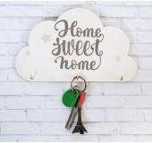 """Ключница """"Home, sweet home"""""""