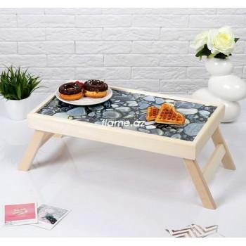 "Столик для завтрака ""Камень"""