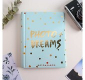 Фотоальбом Photo Dreams с магнитными листами