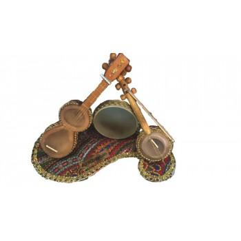 Азербайджанские народные музыкальные инструменты Сувенир