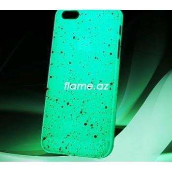 Чехол для iPhone 5  неоновой отделкой