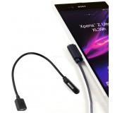 Кабель USB магнитный для зарядки Sony