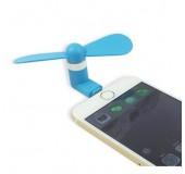 Прикольный мини вентилятор для iPhone/iPad/iPod