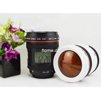 Часы-проектор «Фотообъектив»с календарем