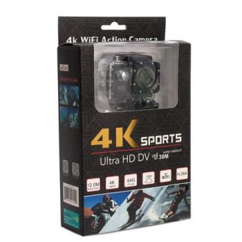 Экшн-камера 4K HD