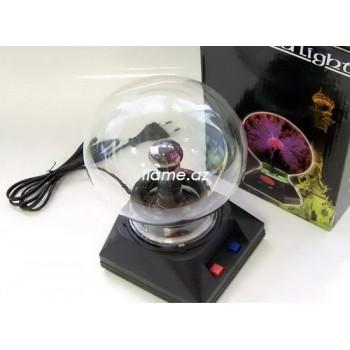 Плазменный Шар - светильник электрический шар Тесла