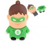 "USB флешка ""Зеленый фонарь"" 8Гб"