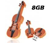 """Прикольная USB флешка """"Скрипка"""" 8Гб"""