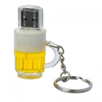 """USB флешка """"Бокал пива"""" 8 Гб"""