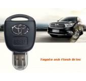 USB флешка ключ Toyota 8GB