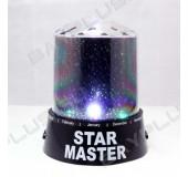 """Gecə lampası proyektor """"Star Master"""""""