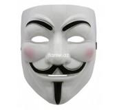Маска Гая Фокса (V for Vendetta)