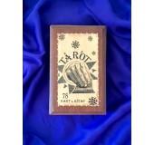 Купить Карты Таро 78 шт., на турецком языке + книга