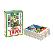 Sehrli rus Tarot, 78 kart