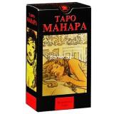 Manara erotik Tarot (78 kart və qısa rəhbərlik)
