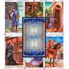 Карты Таро 78 дверей (78 карт)