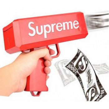 Денежный пистолет Supreme (бабломёт)