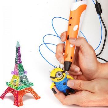 """3D ручка с дисплеем """"3Dpen-2"""""""