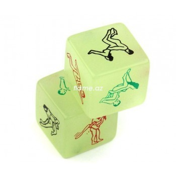 Кубик для любовных игр (1 шт.)