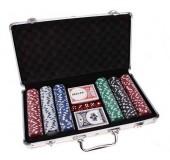 """Набор для игры в покер """"Flash Royal"""" на 300 фишек"""