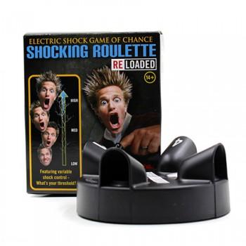 """Настольная игра для взрослых """"Шокирующая рулетка"""" (Shocking Roulette)"""