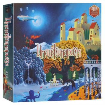 Имаджинариум настольная игра