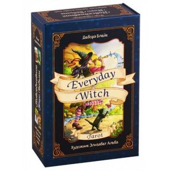 Повседневное Таро Ведьмы/ Everyday Witch Tarot