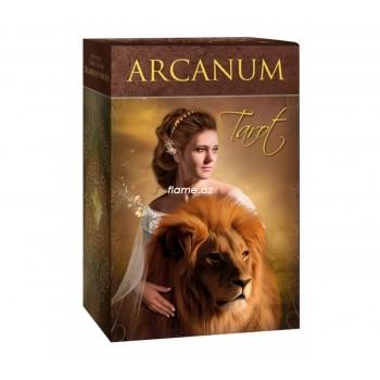 "Карты ""Arcanum Tarot"""
