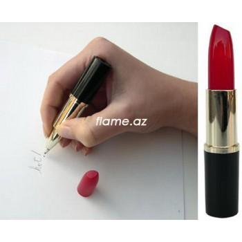 """Шариковая ручка """"Помада"""""""
