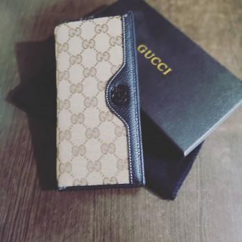 Портмоне мужской Gucci long