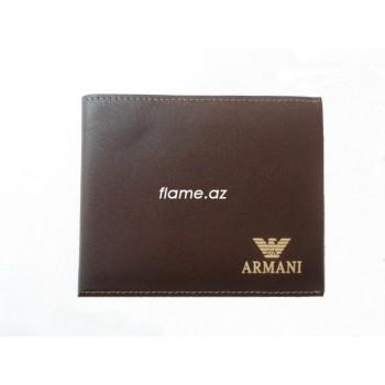 Мужской портмоне Armani