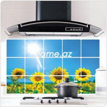 Термостойкие кухонные наклейки (в ассортименте)