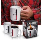 "Fincan-indikator ""Tank Up"""
