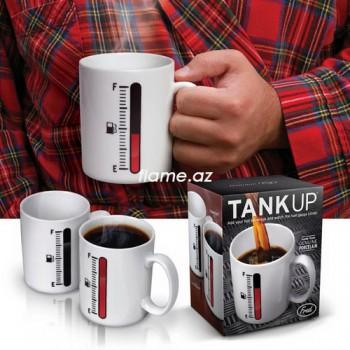 """Кружка-индикатор """"Tank Up"""""""