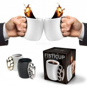 Необычная Кружка-кастет Fisti cup