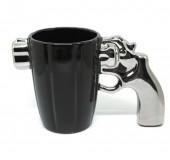 Оригинальная Мужская кружка-пистолет