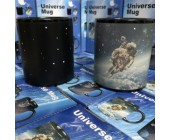Кружка-хамелеон Universe Mug